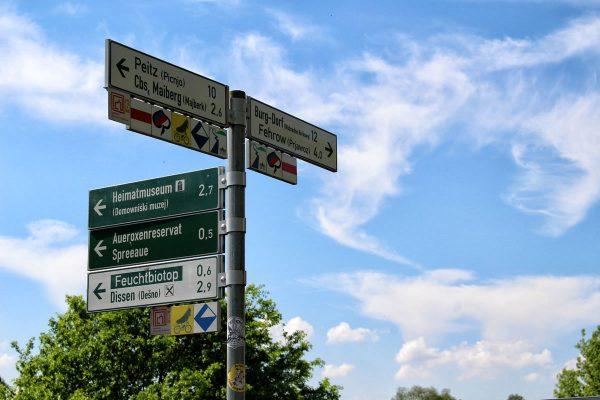 Lausitzer-Radwandertage-Wege